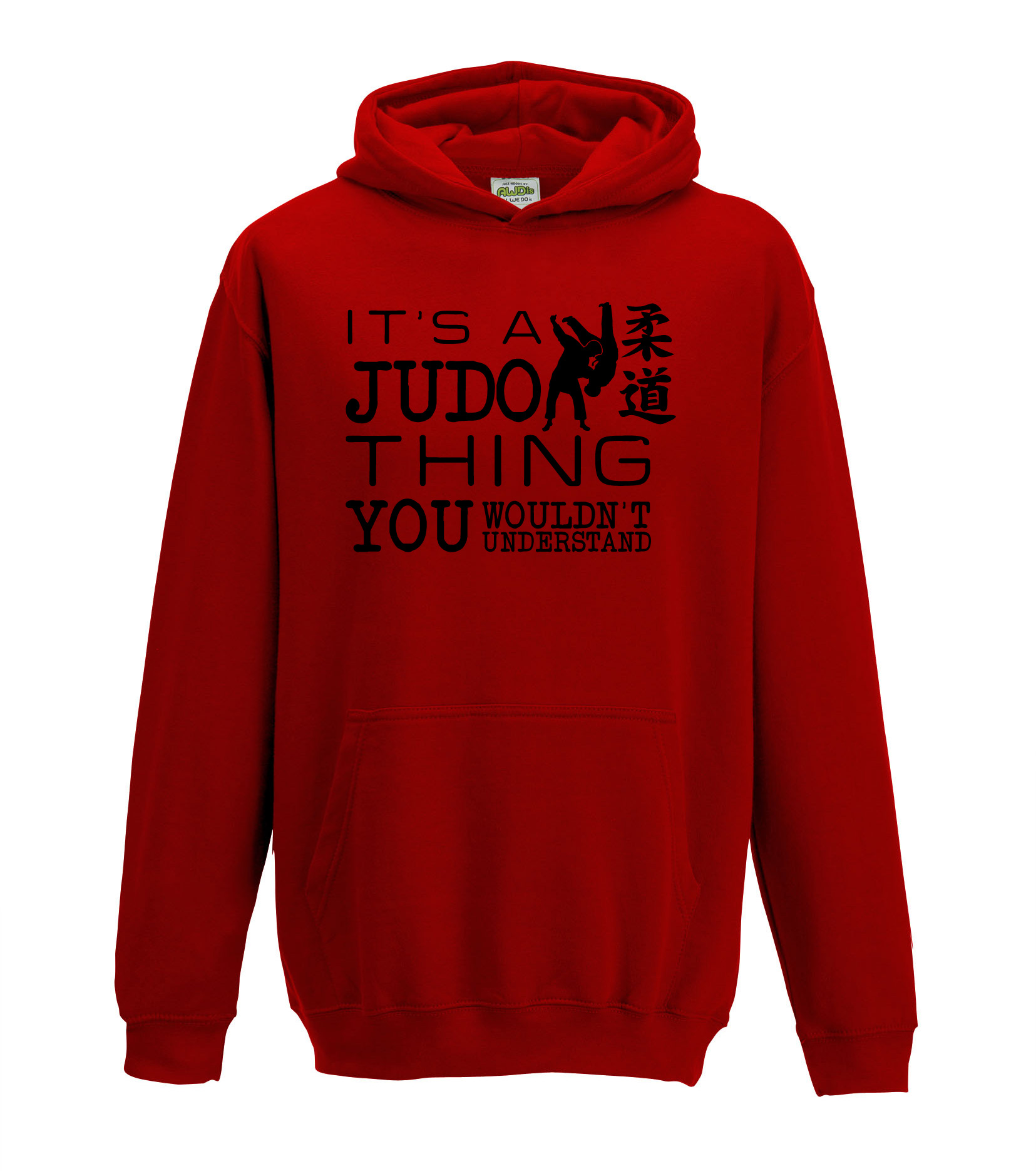Details about It's A Judo Thing You Wouldn't Understand Martial Arts 1320  Hoodie
