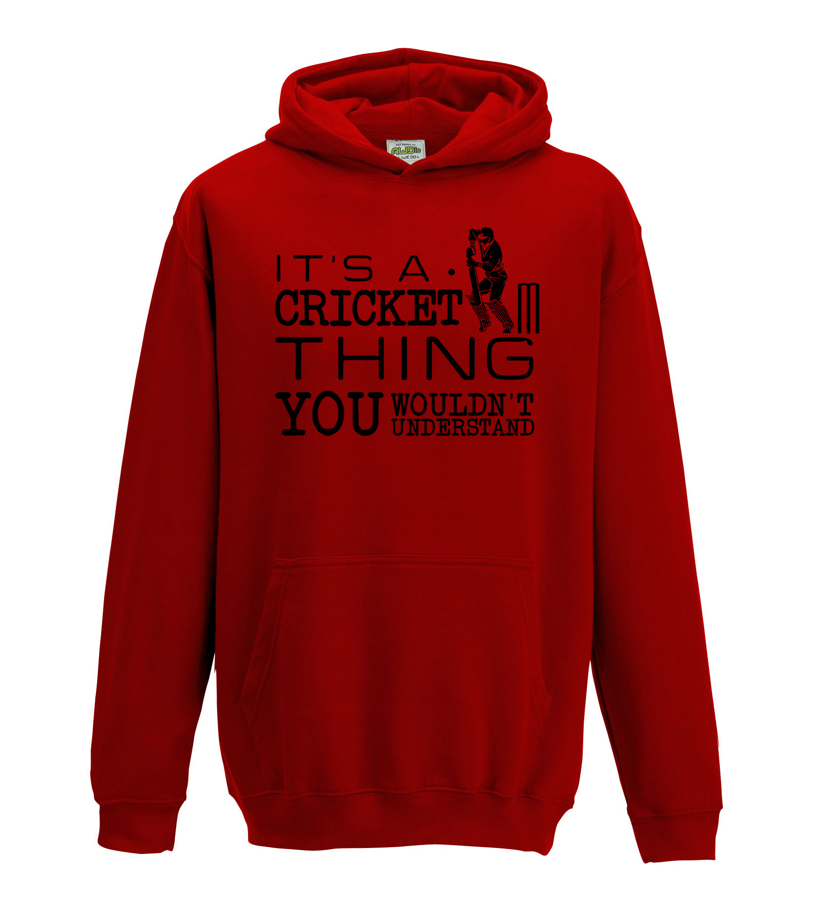 I/'D RATHER BE WATCHING THE CRICKET HOODIE ASHES ENGLAND FUNNY MENS KID HOODY NEW