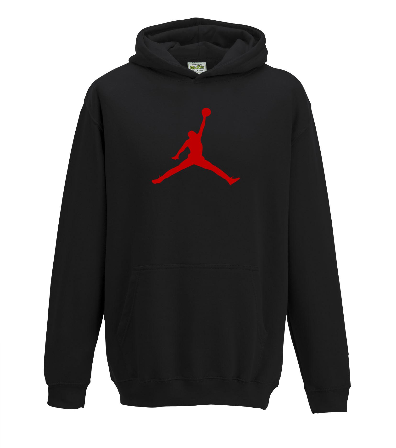JUKO Jordan Sweat à Capuche de Basketball
