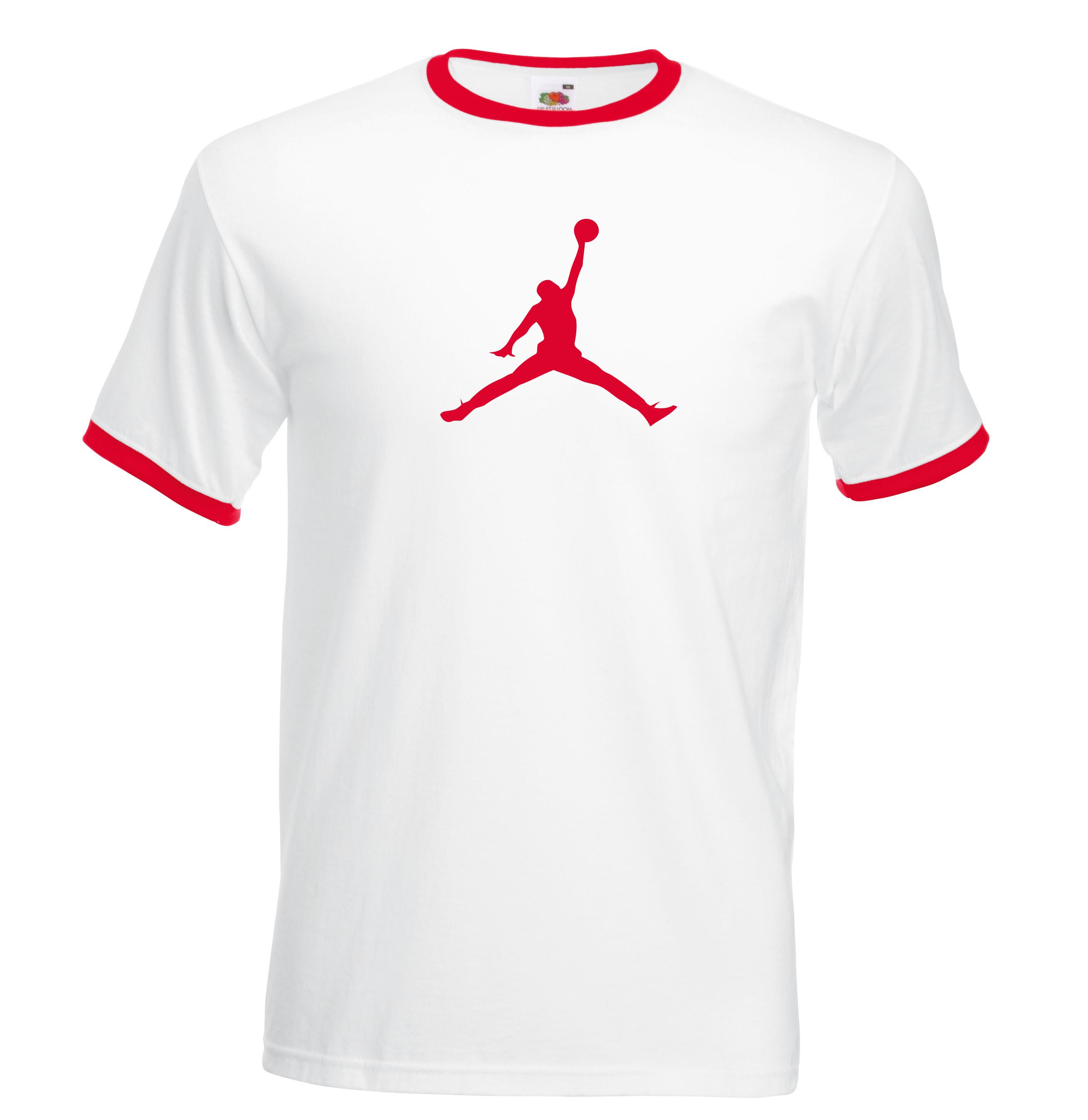 b62f3bd23ffbae Juko Jordan Ringer T Shirt Basketball Michael Bulls air nba unisex. ebay  custom template. ebay custom template. ebay custom template
