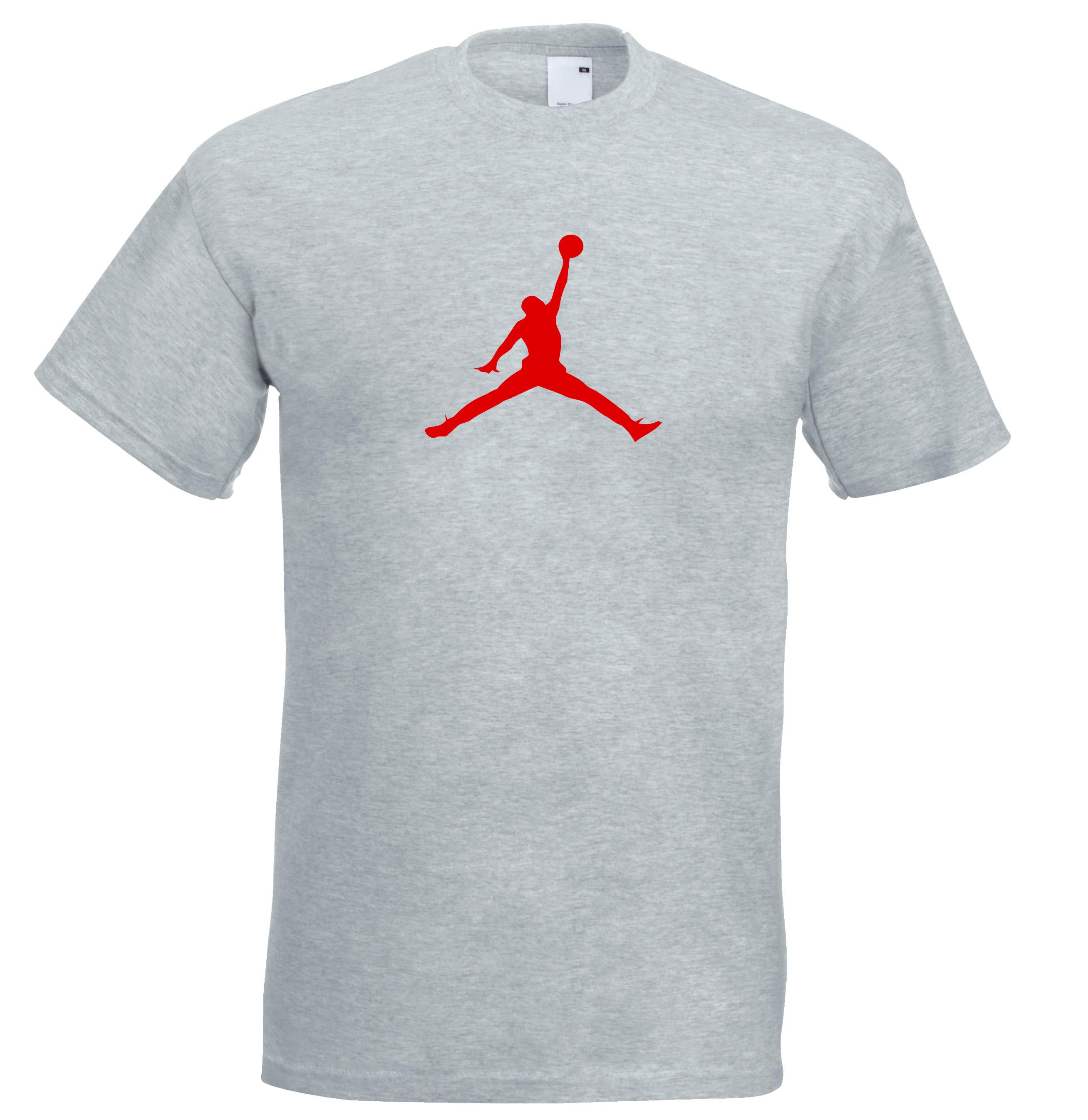 0789bced5d8c32 Juko Jordan T Shirt Basketball Michael Bulls air nba unisex