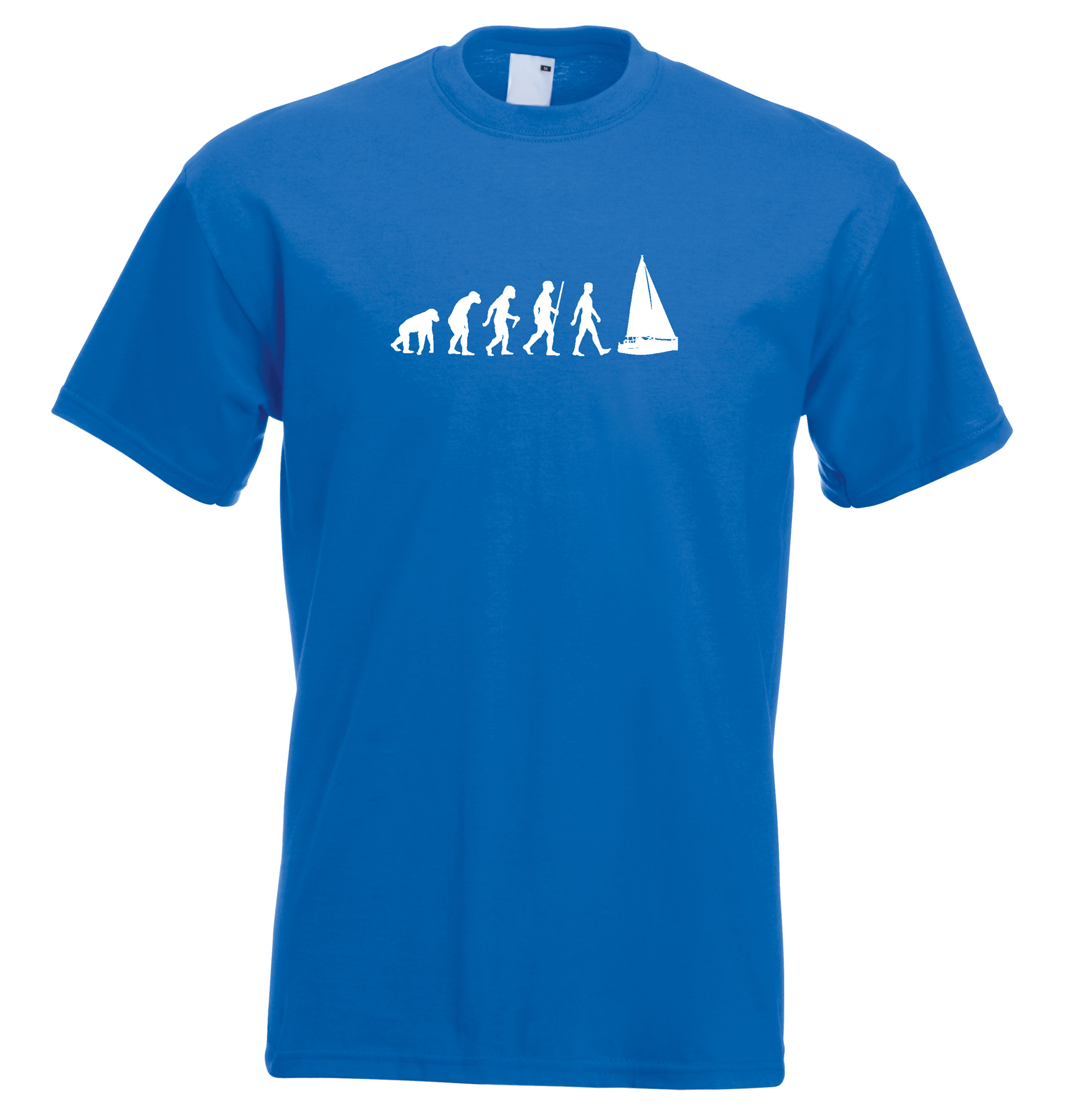 Juko Kids Sailing T Shirt Children/'s Sail Boat Evolution Yacht Top