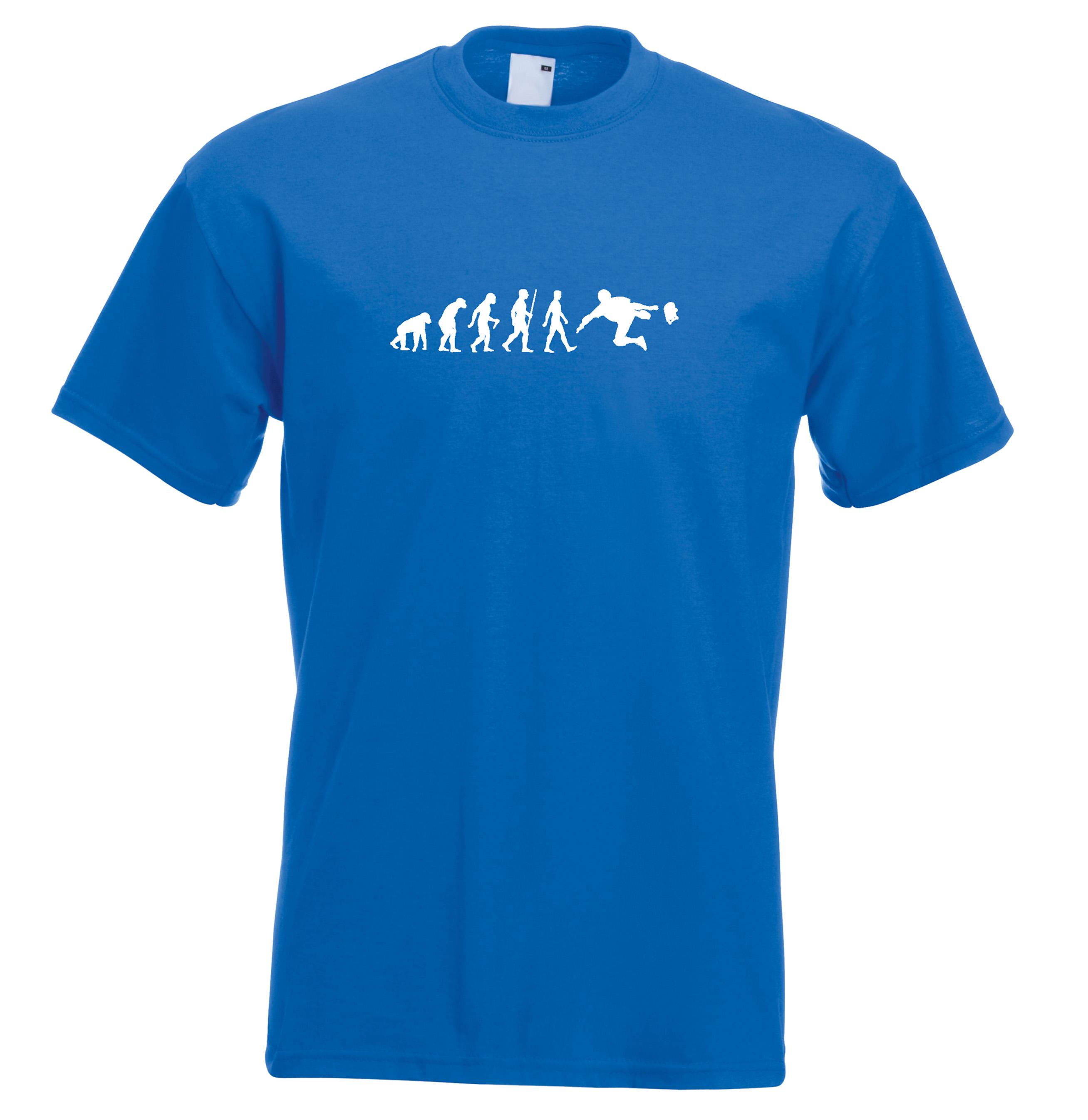 Juko Kids Skateboard T Shirt Children/'s Skater Evolution Top